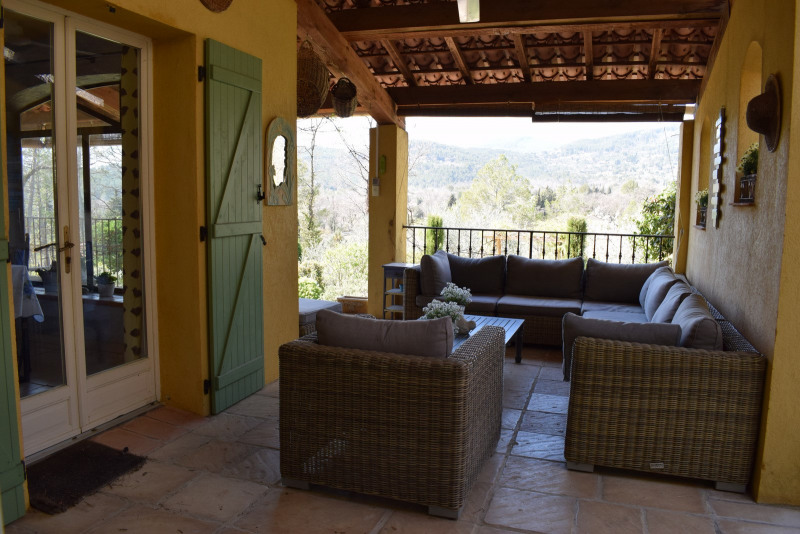 Deluxe sale house / villa Fayence 560000€ - Picture 13