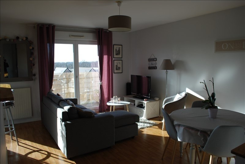 Vente appartement Chateaubourg 162750€ - Photo 7