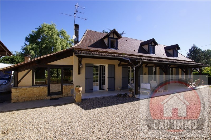 Vente maison / villa Cours de pile 333 750€ - Photo 3