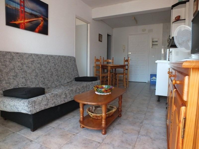 Alquiler vacaciones  apartamento Roses santa-margarita 360€ - Fotografía 15