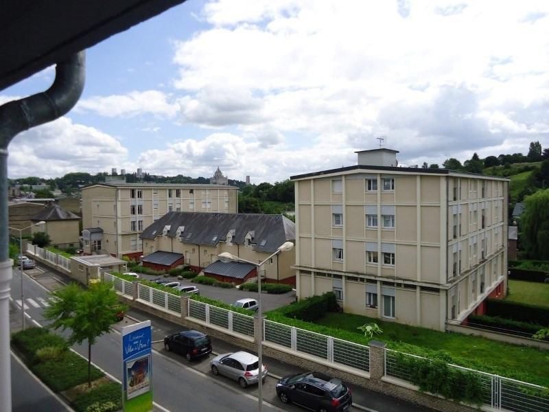 Rental apartment Lisieux 450€ CC - Picture 8