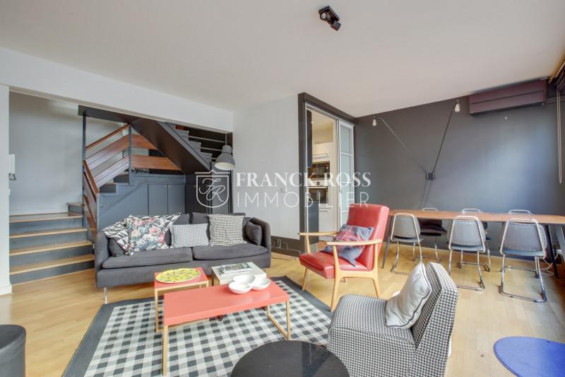 Alquiler  apartamento Paris 14ème 3000€ CC - Fotografía 4