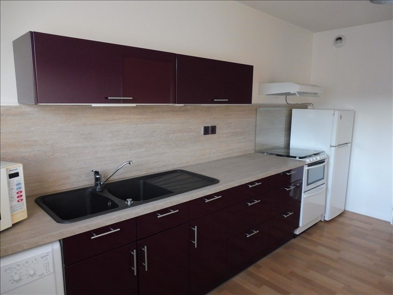 Vente appartement La roche sur yon 137 800€ - Photo 1