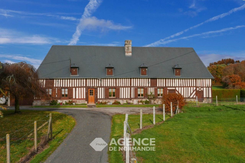 Sale house / villa Broglie 155000€ - Picture 1