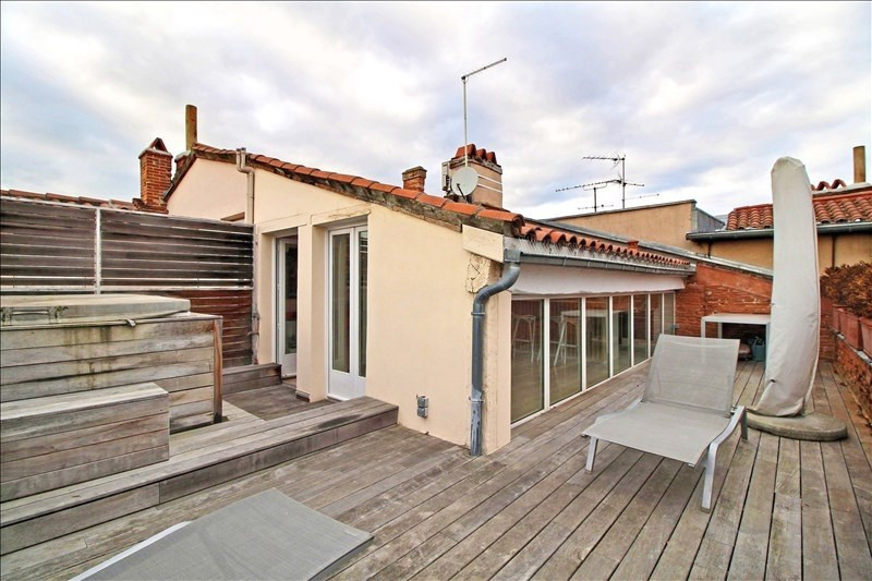 Deluxe sale apartment Toulouse 1 350 000€ - Picture 8