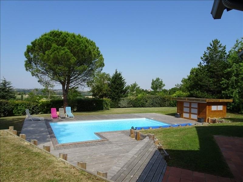 Rental house / villa L isle jourdain 2692€ CC - Picture 1