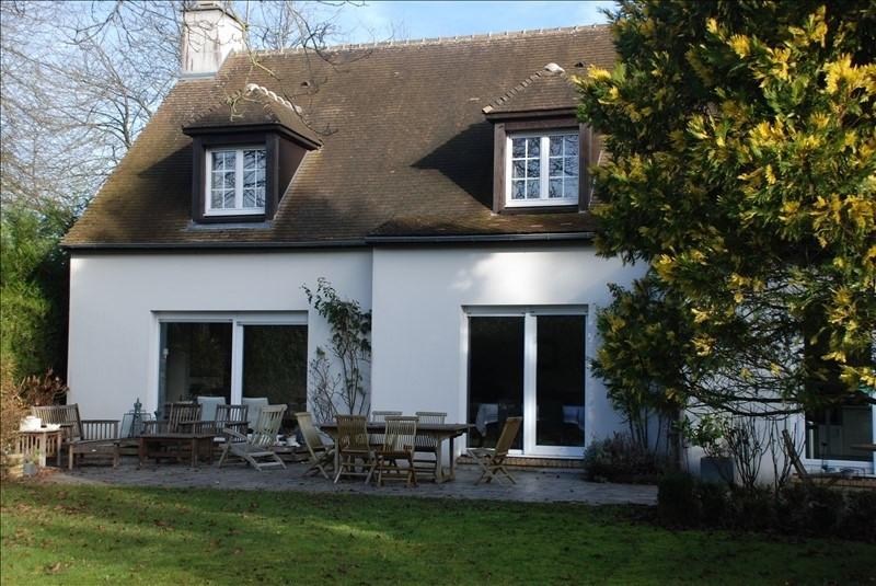 Vente maison / villa Magny les hameaux 742000€ - Photo 2