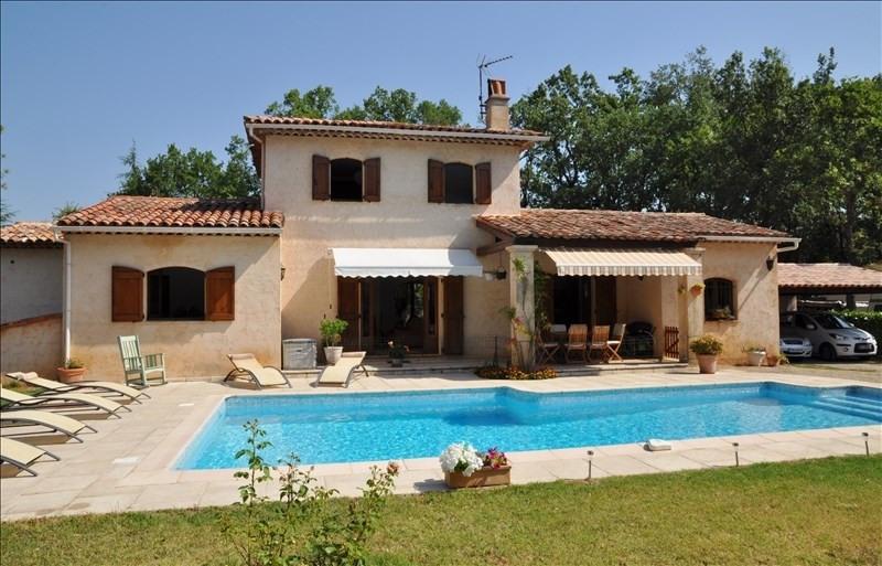 Vente maison / villa Saint cezaire sur siagne 455000€ - Photo 1