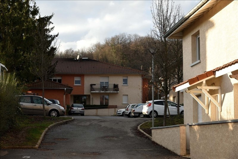 Location appartement Bellegarde sur valserine 659€ CC - Photo 1