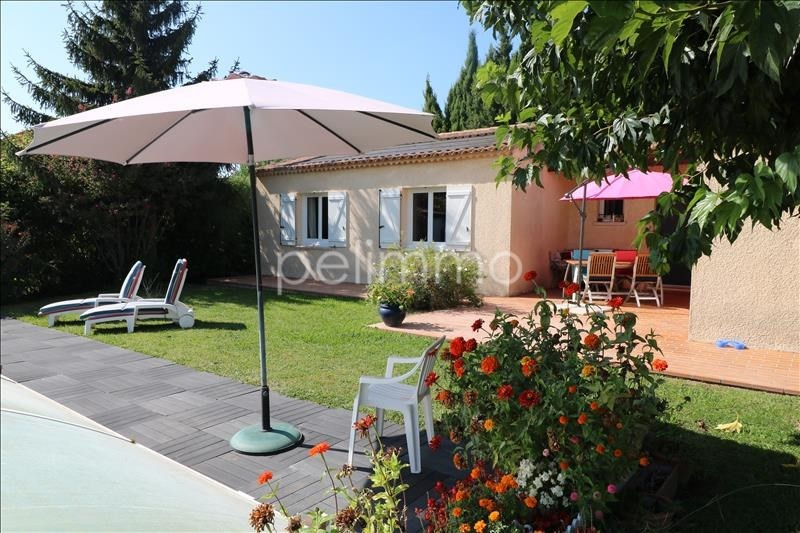 Vente maison / villa Pelissanne 444 000€ - Photo 2
