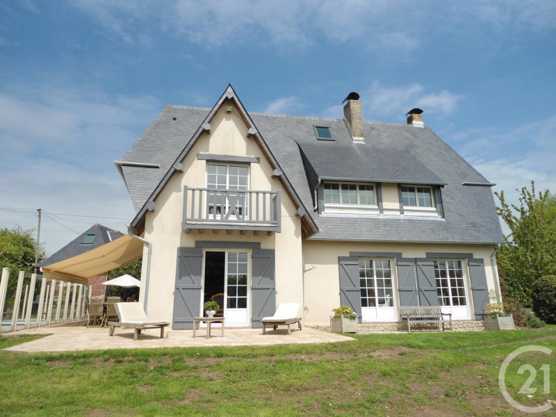 Revenda residencial de prestígio casa Trouville sur mer 695000€ - Fotografia 3