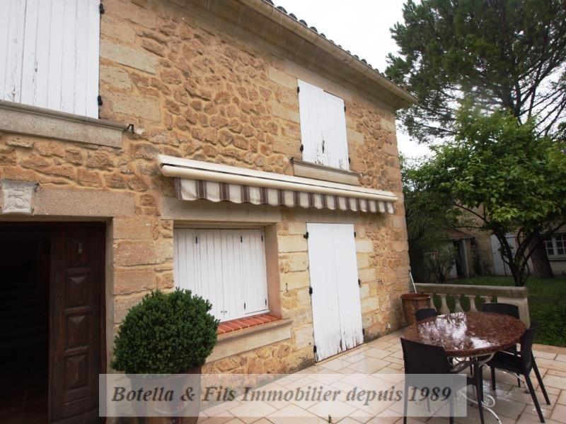 Vente maison / villa Uzes 530000€ - Photo 2