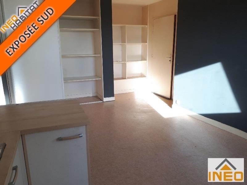 Location appartement La meziere 480€ CC - Photo 1
