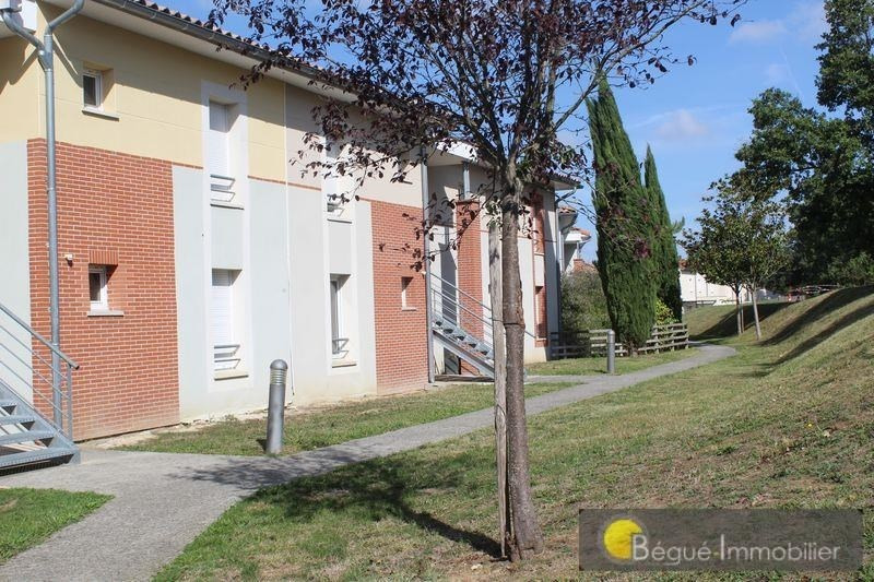 Produit d'investissement appartement Leguevin 141700€ - Photo 1