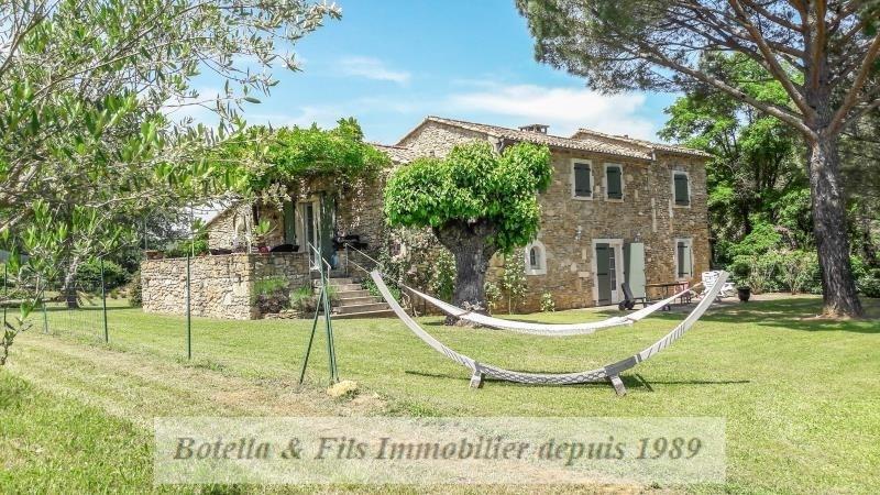 Verkoop van prestige  huis Uzes 1295000€ - Foto 4