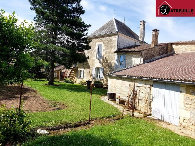 Vente maison / villa Gemozac 231 000€ - Photo 1