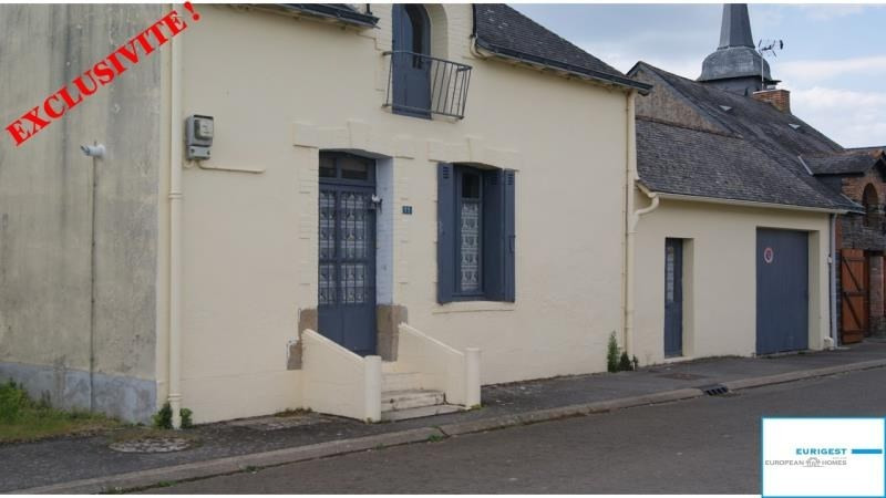 Vente maison / villa Le gavre 136500€ - Photo 3