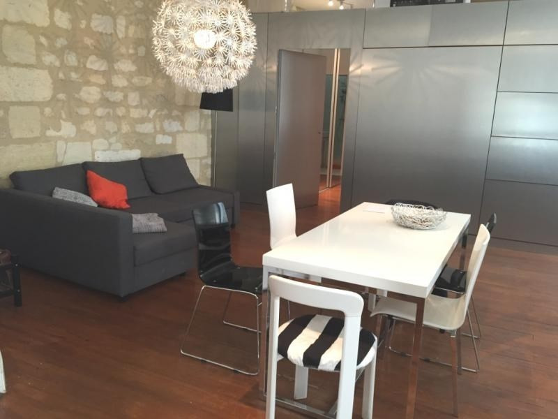 Vente de prestige appartement Bordeaux 577 000€ - Photo 2