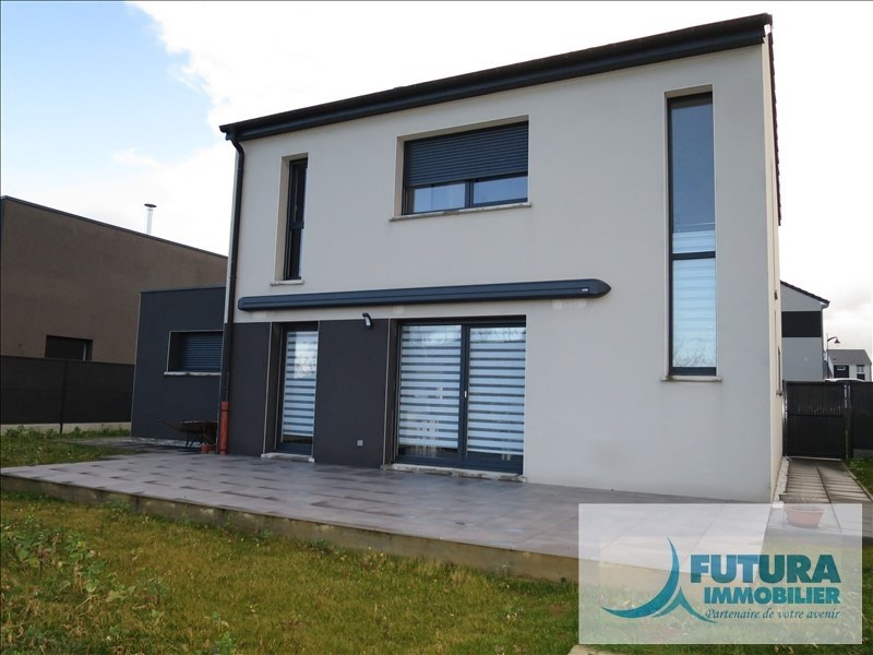Sale house / villa St julien les metz 345000€ - Picture 2