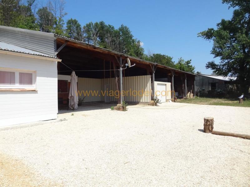 Lijfrente  huis Besseges 267500€ - Foto 19