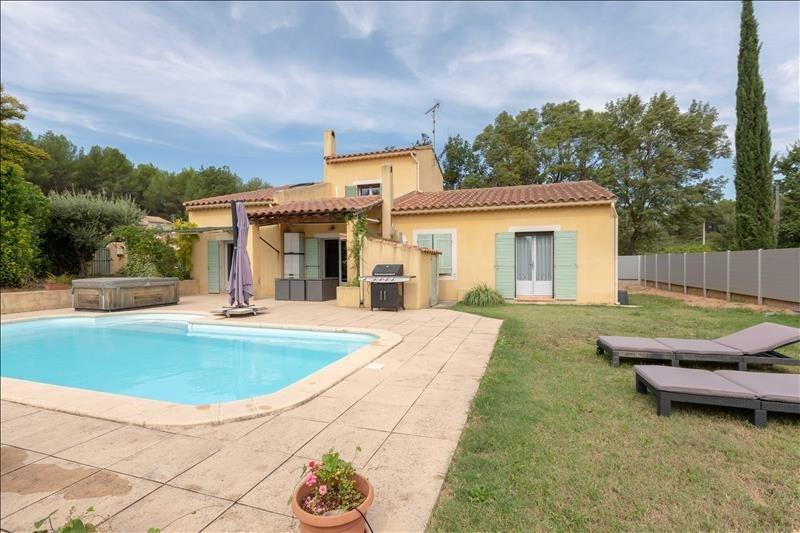 Vente maison / villa Rousset 499900€ - Photo 1