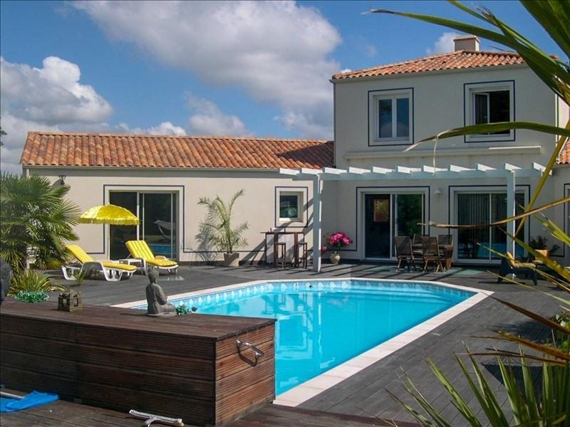 Vente de prestige maison / villa Talmont st hilaire 624000€ - Photo 1