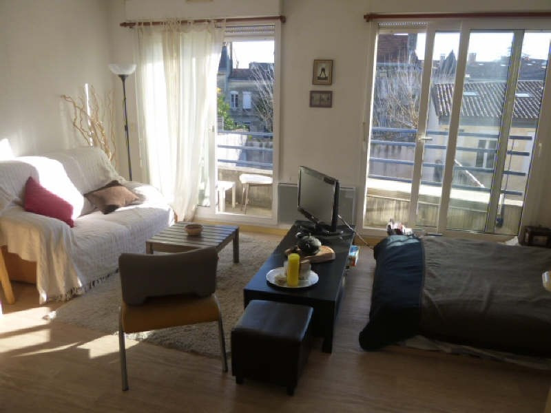 Rental apartment Bordeaux 590€ CC - Picture 2