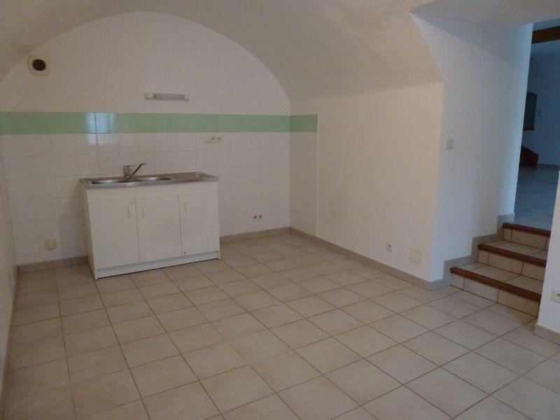 Rental apartment Chateauneuf de galaure 571€ CC - Picture 2