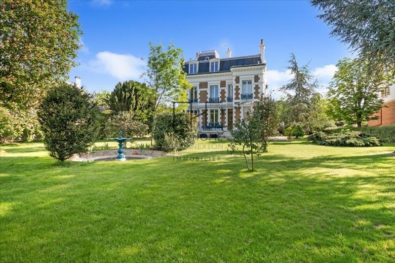 Venta de prestigio  casa Enghien les bains 1842000€ - Fotografía 2