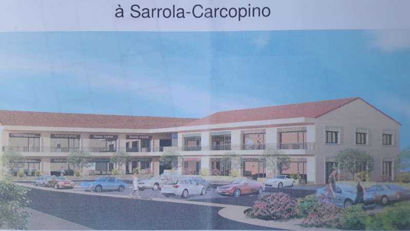 Sale office Sarrola-carcopino 171 000€ - Picture 1