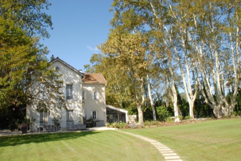 Deluxe sale house / villa St remy de provence 2220000€ - Picture 1
