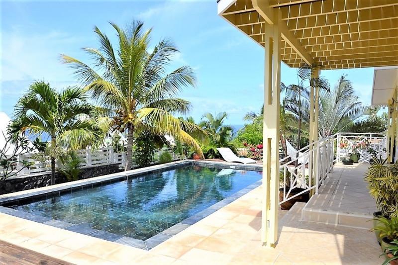 Vermietung von ferienwohnung haus Saint-leu 950€ - Fotografie 8