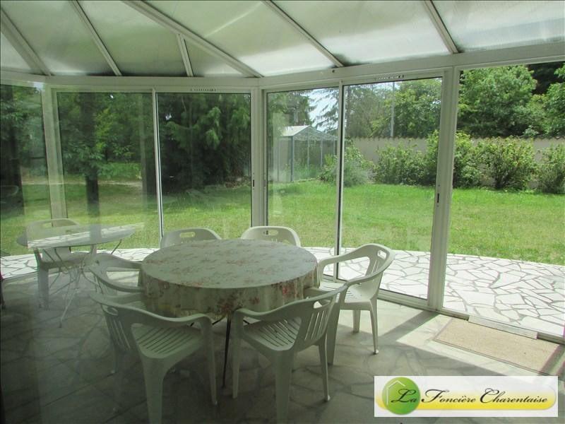 Vente maison / villa Aigre 138000€ - Photo 3