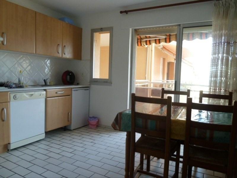 Vente appartement Canet plage 210000€ - Photo 3