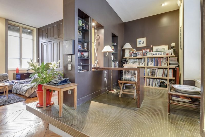 Deluxe sale apartment Lyon 1er 1250000€ - Picture 7