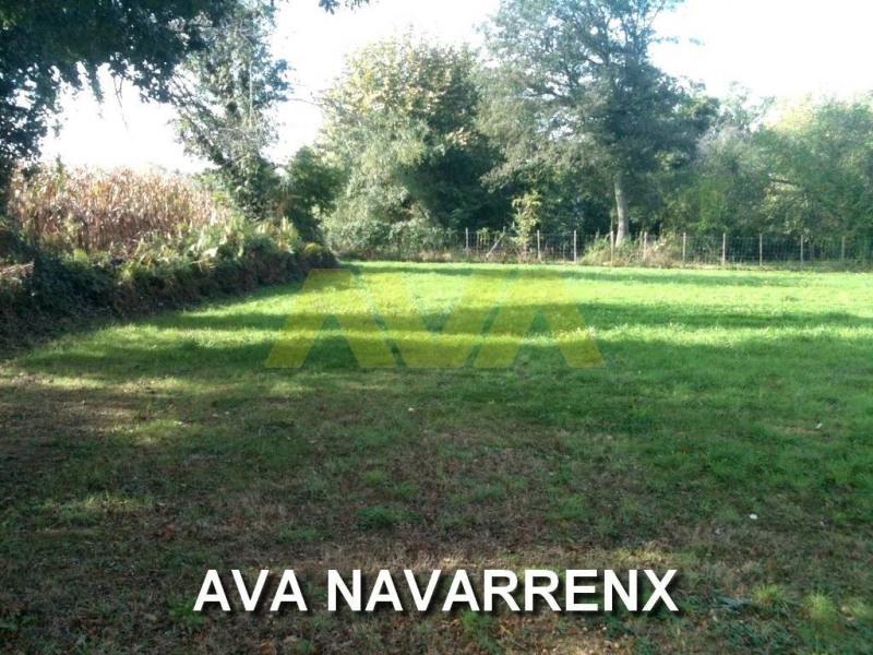 Vendita terreno Navarrenx 43500€ - Fotografia 1