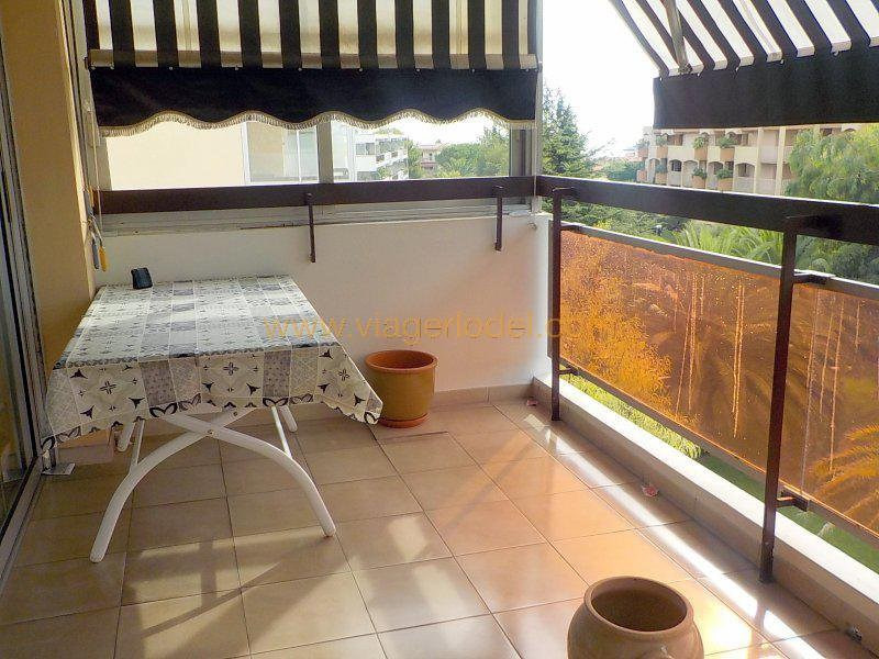 Life annuity apartment Antibes 170 000€ - Picture 7
