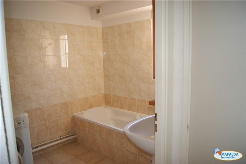 Rental apartment Mont saxonnex 800€ CC - Picture 2