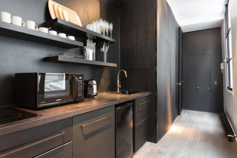 Deluxe sale apartment Paris 3ème 1360000€ - Picture 4