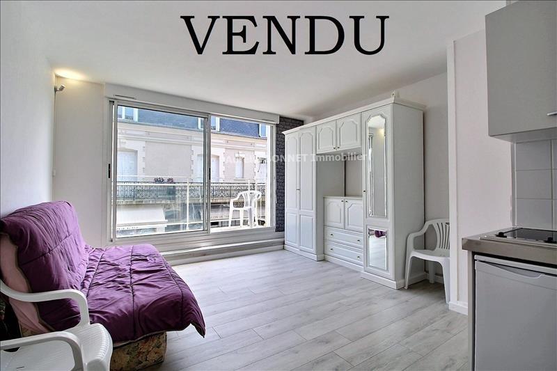 Sale apartment Deauville 110000€ - Picture 2