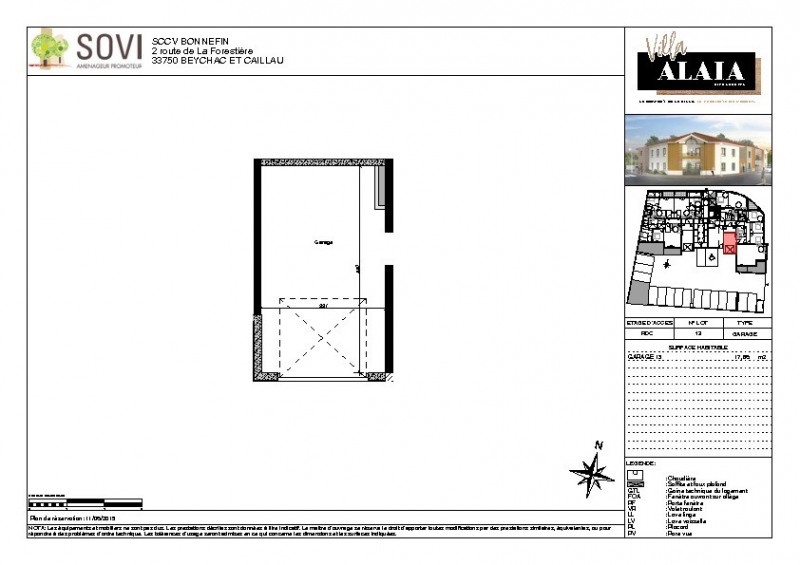 Vente appartement Biscarrosse 361000€ - Photo 3