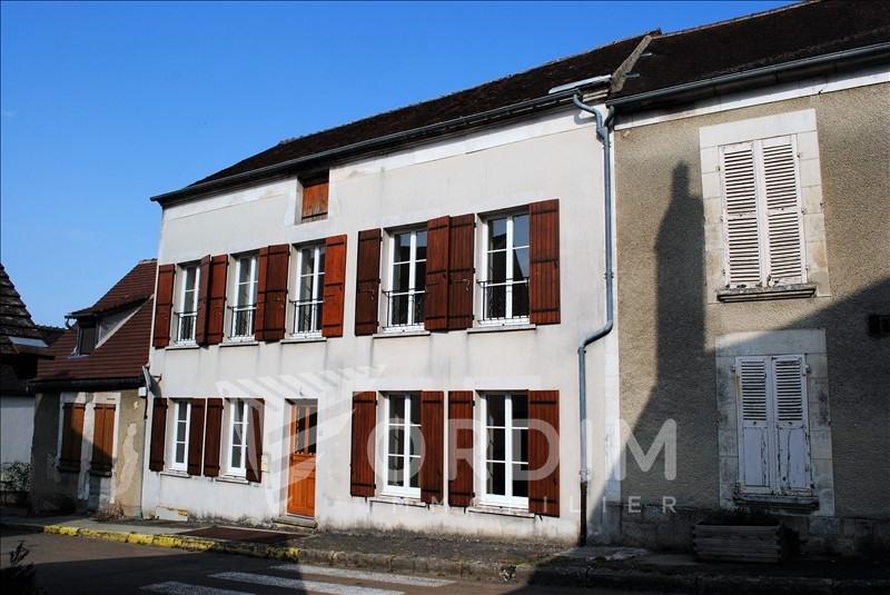 Produit d'investissement immeuble Chablis 137500€ - Photo 1