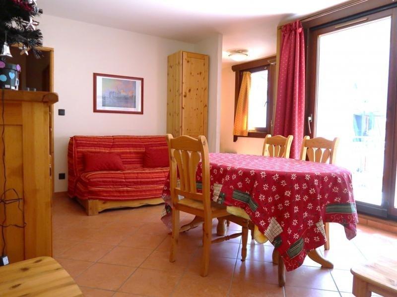Deluxe sale apartment Chamonix mont blanc 685000€ - Picture 1