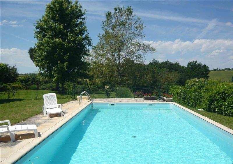 Vente de prestige maison / villa Montrabe 8 mn 495000€ - Photo 3