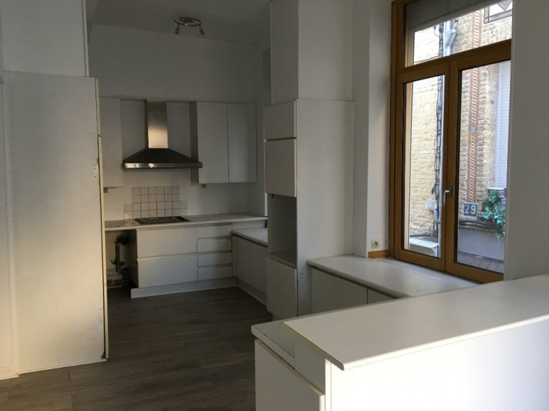 Rental apartment Saint omer 600€ CC - Picture 2