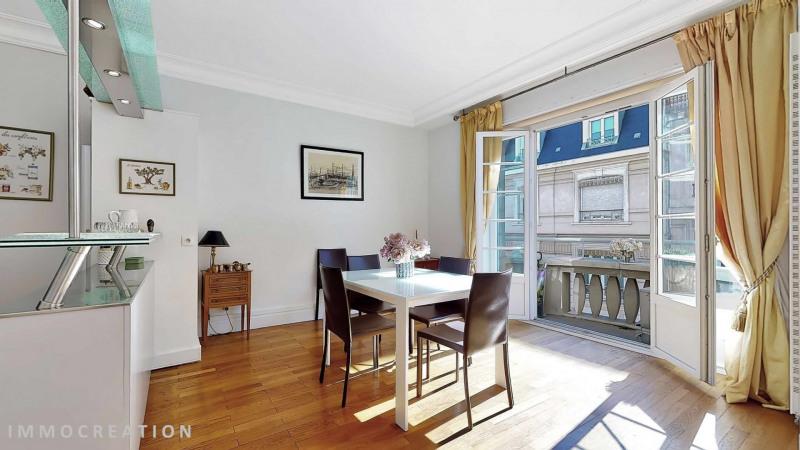 Vente de prestige appartement Lyon 6ème 580000€ - Photo 5