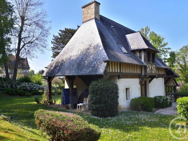 Revenda residencial de prestígio casa Deauville 1248000€ - Fotografia 2