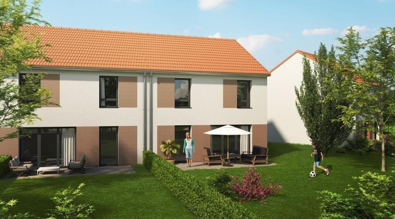 Vente maison / villa Woippy 206 000€ - Photo 4