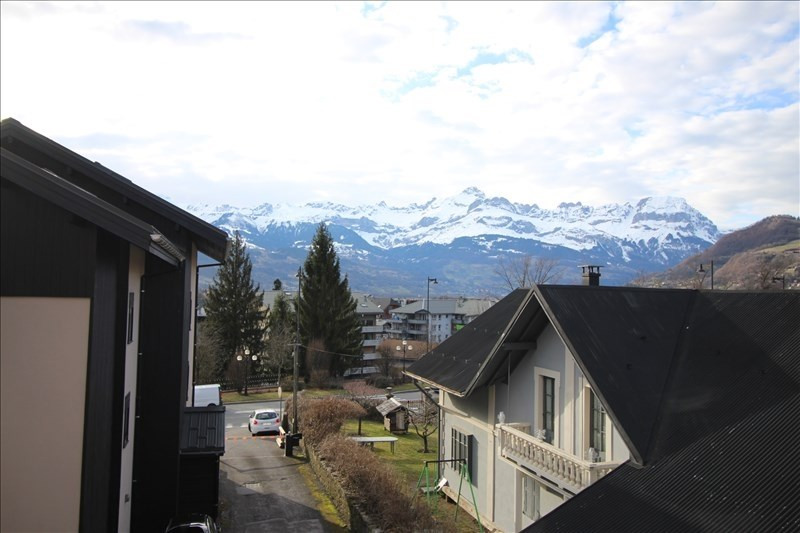 Sale apartment Le fayet 43 000€ - Picture 2