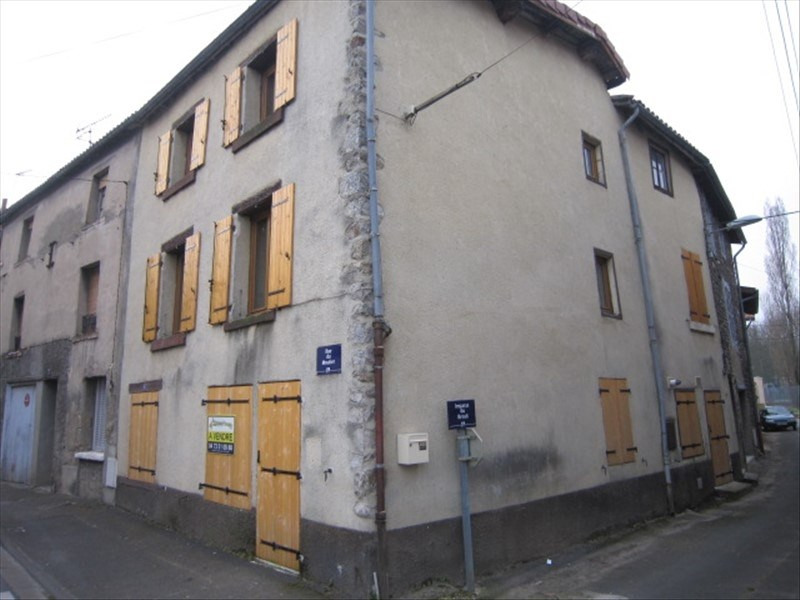 Vente maison / villa Thiers 79205€ - Photo 1